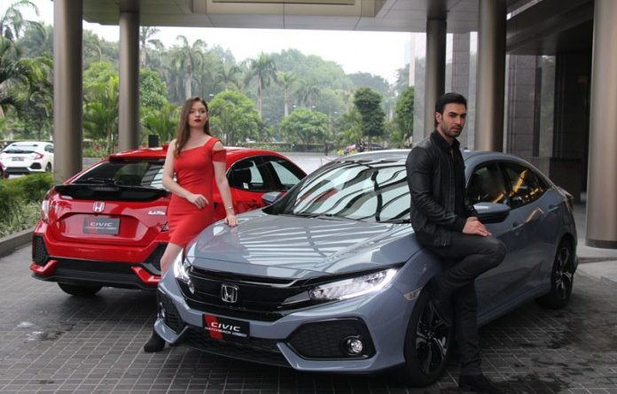 civic hatchback makassar