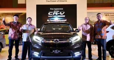 All New Civic Turbo Raih Penghargaan di Ajang Editors Choice 2017 Carvaganza