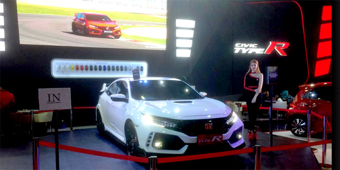 CIVIC R POMA 2017